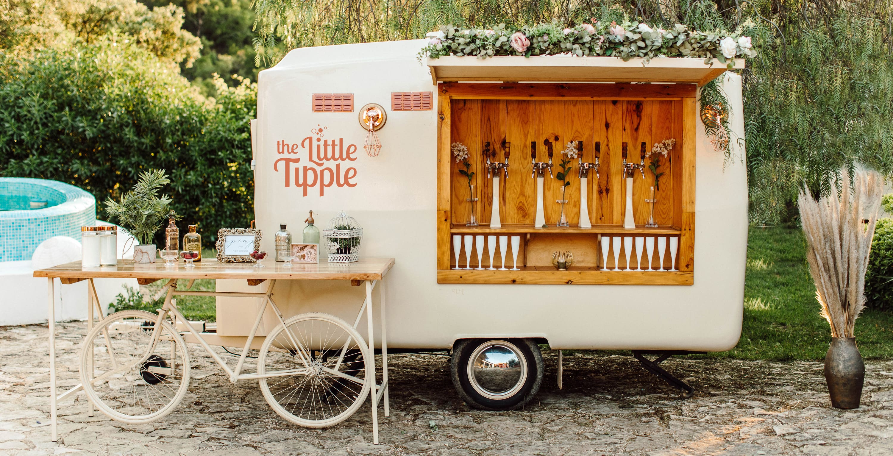 The Little Tipple Caravan